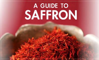 A Guide to Saffron